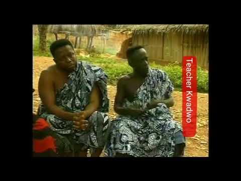 Teacher Kwadwo VS Santo,Judas,Agya Koo & Akrobeto.😂😂😂