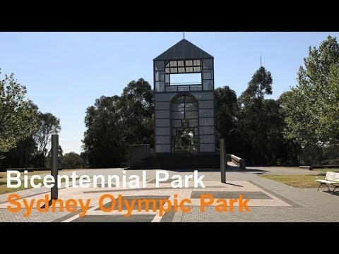 Bicentennial Park  Sydney Olympic Park