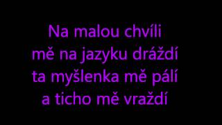 Mandrage- Kapky proti slzám (lyrics)