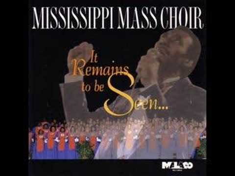 Mississippi Mass Choir----YES