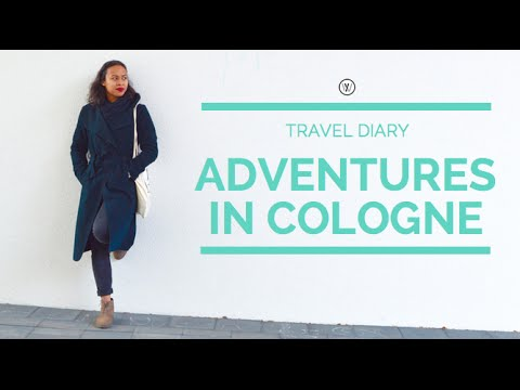 Adventures in Cologne, Germany | Travel Diary