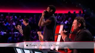 Best ALL 4 CHAIRS TURN AROUND THE VOICE USA part 3