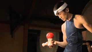 Ondekoza - Tataite itadaita (鬼太鼓座 - 叩いて戴いた) Promo video. ...