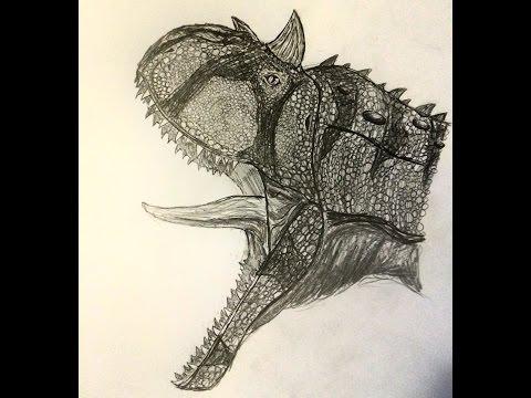 Carnotaurus Sastrei Timelapse