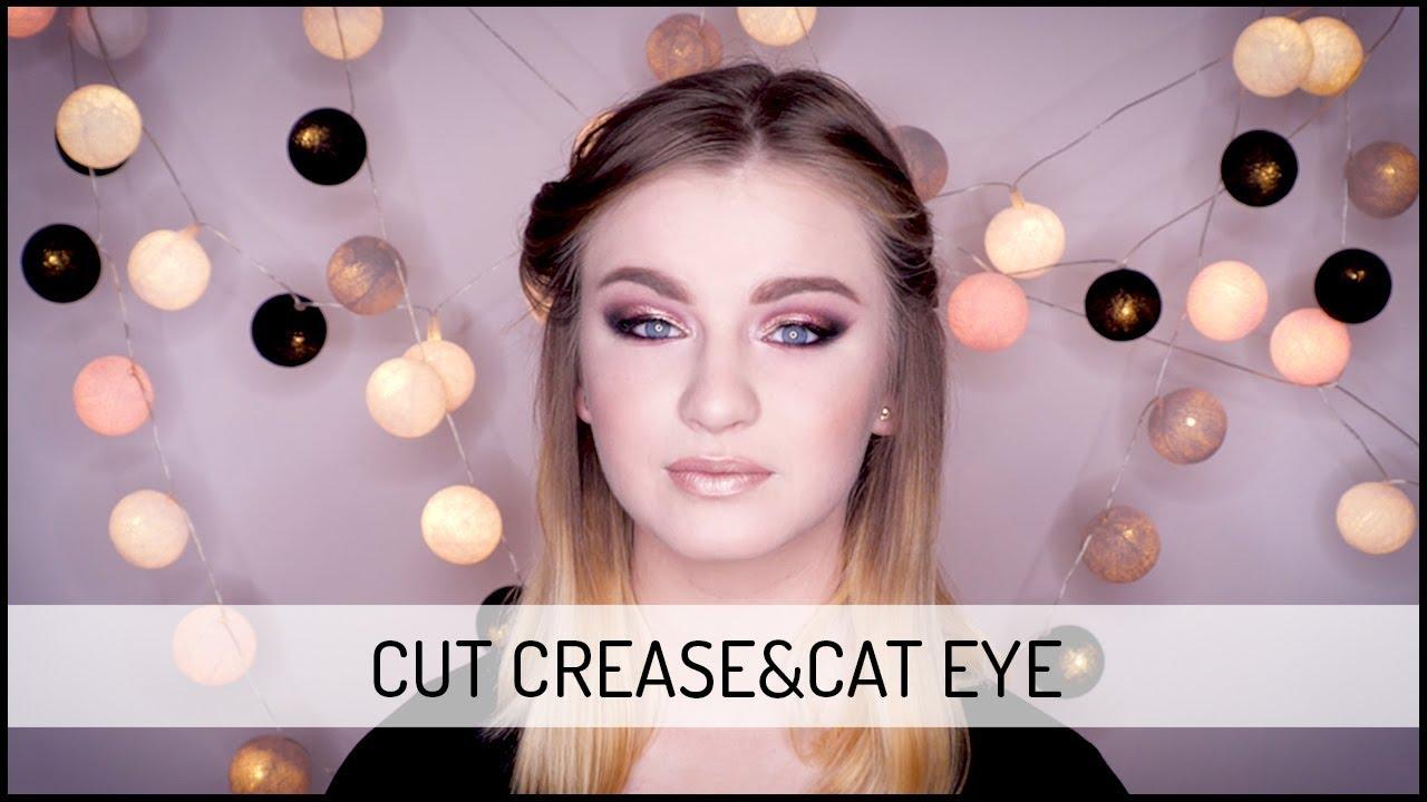 Cut crease & cat eye | DOMODI.TV MAKE UP