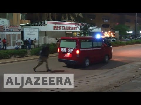 Burkina Faso in mourning following deadly restaurant attack