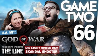 God of War, Report: Spec Ops: The Line, Minit, Monster Hunter World, Black Ops 4 | Game Two #66
