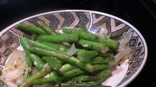 How To Cook Asparagus Onion And Garlic Stir Fry