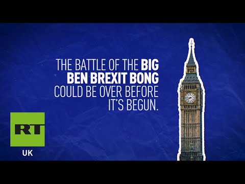 Could the battle of the Big Ben #BrexitDay bong be over already?