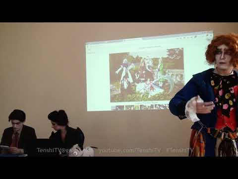 Fan Expo 2017 | Сценическая постановка от клуба ННН #2 | Tenshi-TV