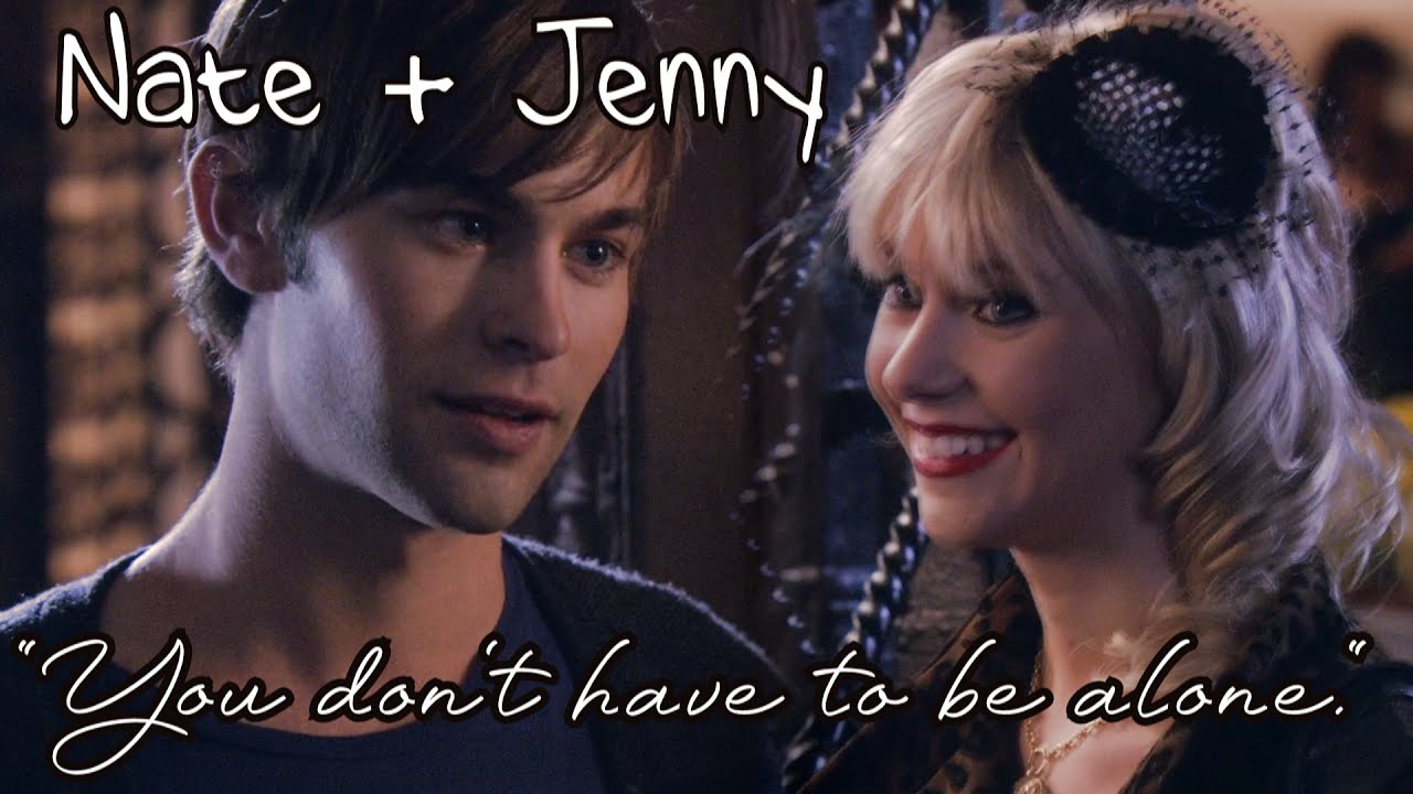Jenny Nate Gossip Girl Dating And