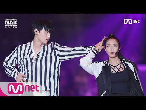 [2017 MAMA in Japan] BoA&Hwang Minhyun(Wanna One)_Only One