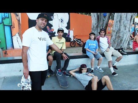 Rod no Spot - Marina Skate Park   Niterói RJ