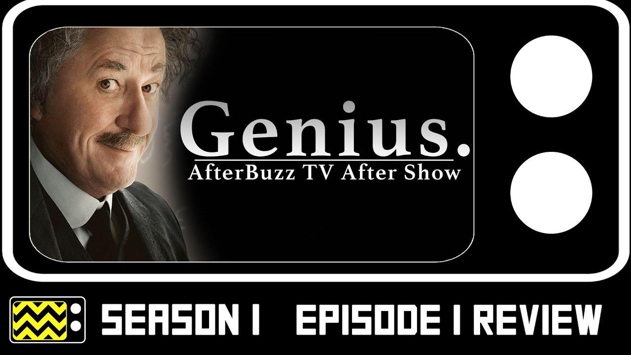 Genius Season 1 Episode 1 Review & After Show | AfterBuzz TV