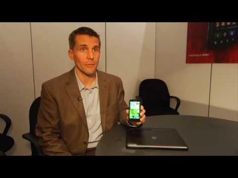 Hands on with MOTOROLA ATRIX™ 4G