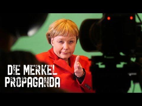Die Merkel Propaganda