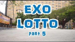 EXO Lotto(Louder) Part 5 分解動作舞蹈教學 // dance tutorial//振り付け//踊ってみた // dance cover/practice/Lesson