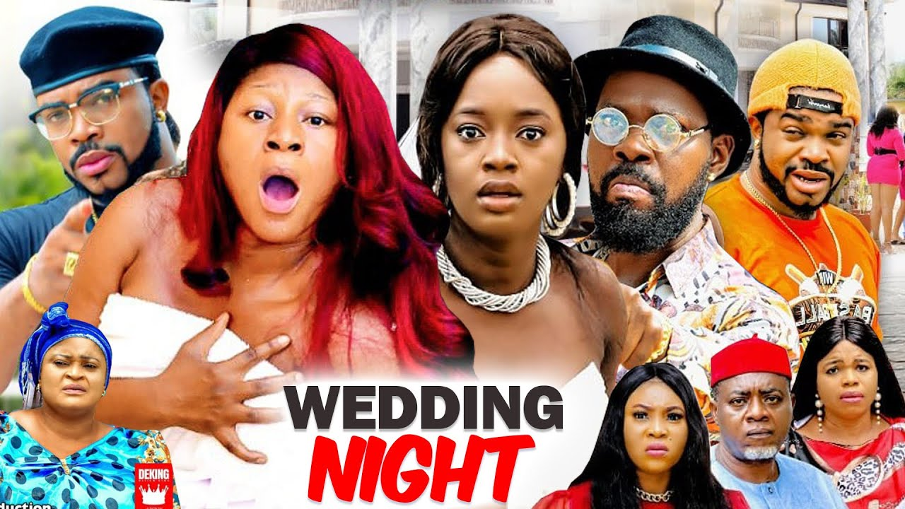 Download WEDDING NIGHT Complete1&2 (New Movie) Destiny Etiko| Jerry Williams| Maleek 2021 NIGERIAN FULL MOVIE