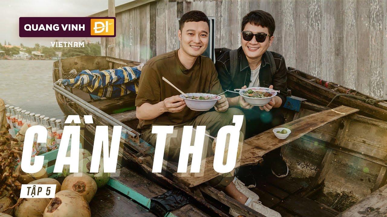 #QVĐVN – Tập 5 – Cần Thơ Và Những Trải Nghiệm Lần Đầu Trong Đời (với Khang Quách)
