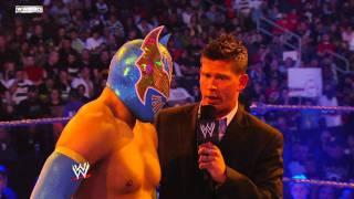 SmackDown: Sin Cara vs. Tyson Kidd