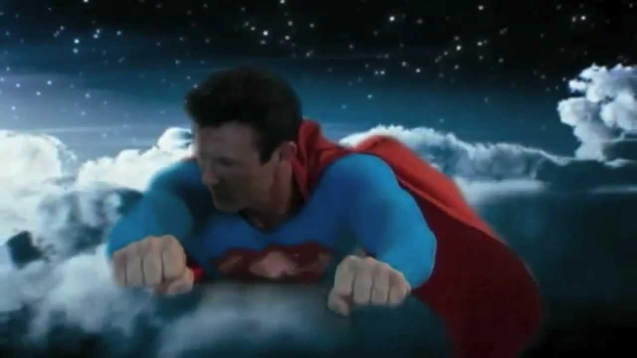 Superman flight over metropolis youtube publicscrutiny Gallery