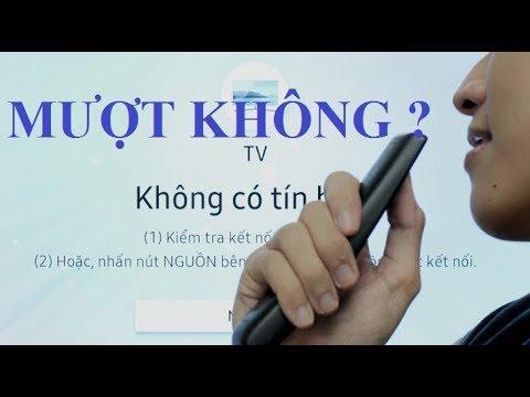 Test tính năng Tìm kiếm giọng nói trên Tivi Samsung 2019 xem mượt không