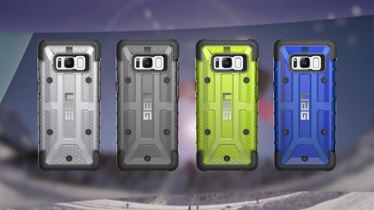 huge selection of f96bf b597c UAG Samsung Galaxy S8|S8+ Case
