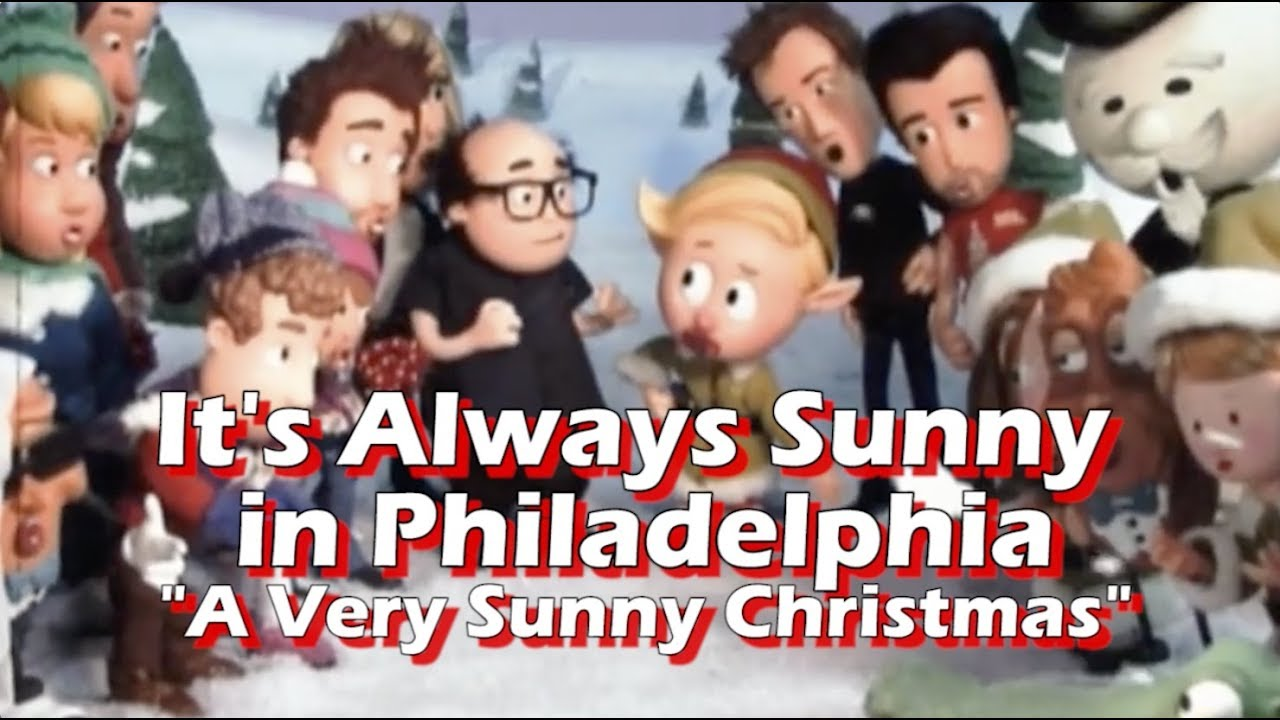 Always Sunny Christmas.It S Always Sunny In Philadelphia Remembering A Very Sunny Christmas