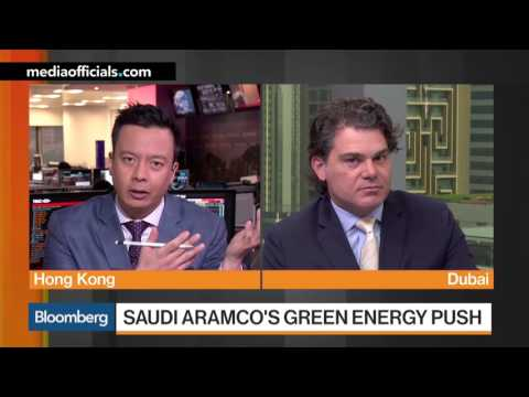 What's Behind Saudi Aramco's Green Energy Push?