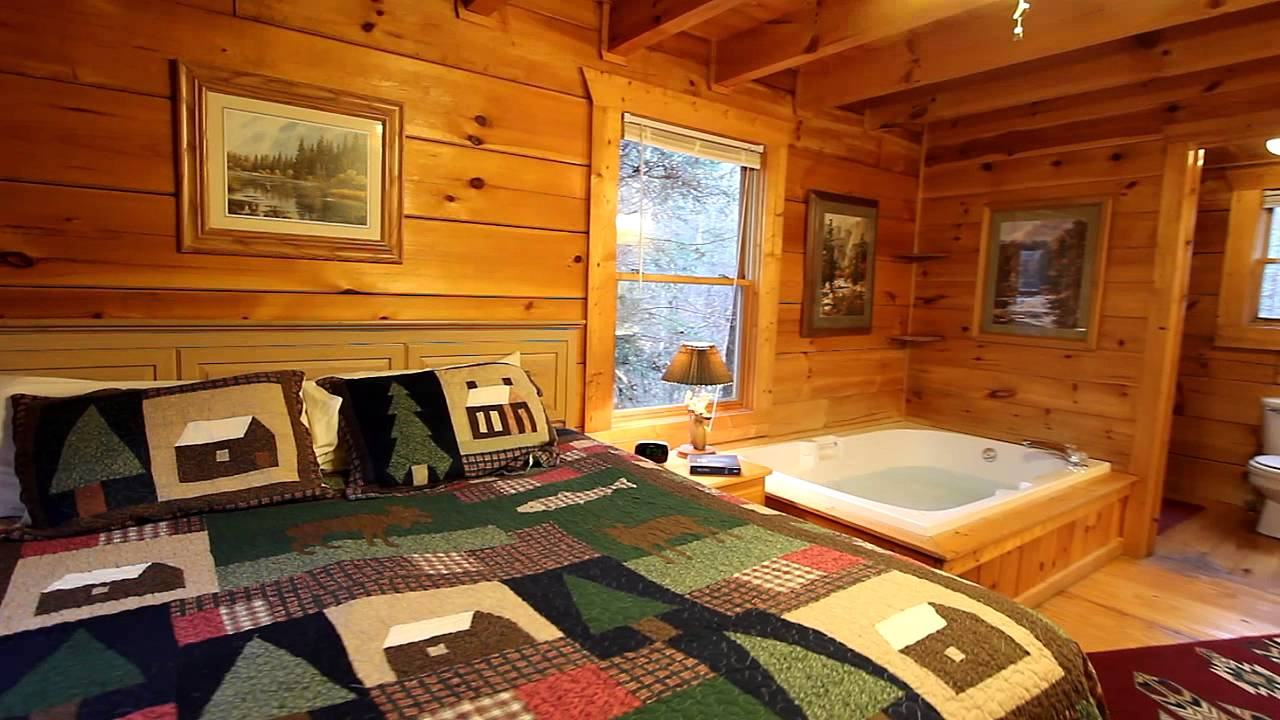 in mountain cabin smoky getaway tennessee bedroom located cabins