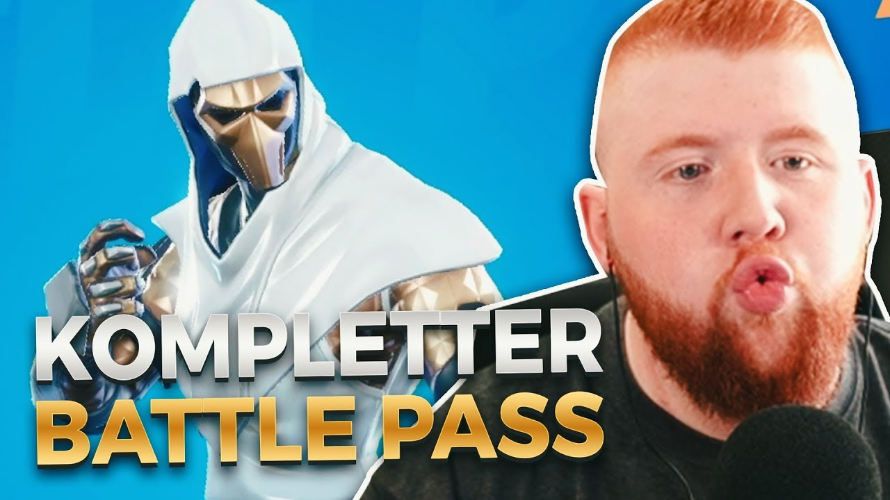 Fortnite Kapitel 2 Season 1 BATTLE PASS | Alle neuen Skins & Items