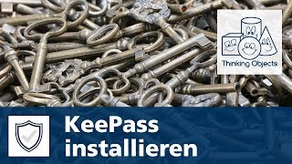 KeePass Tutorial Nr. 1: KeePass Installation