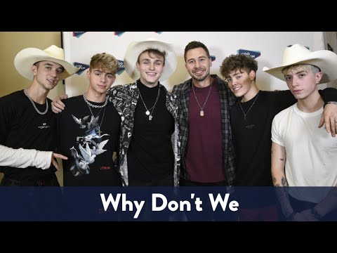 Why Don't We Sings Sexy Lyrics In Front of Their Moms!