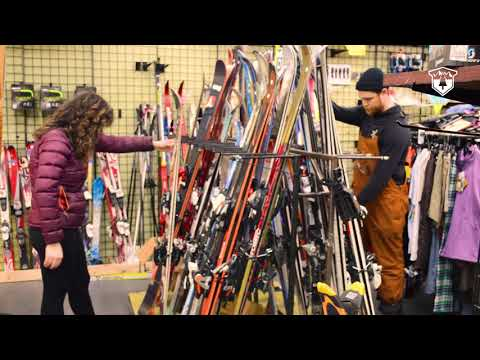 What To Look For When Purchasing Used Skis