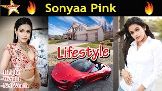 Sonya Pink Lifestyle,Height,Weight,Age,Boyfriend,Family,Affairs,Biography,Net Worth,Salary,DOB 🔥
