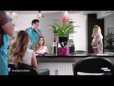 Andrija i Andjelka - U frizerskom salonu thumbnail