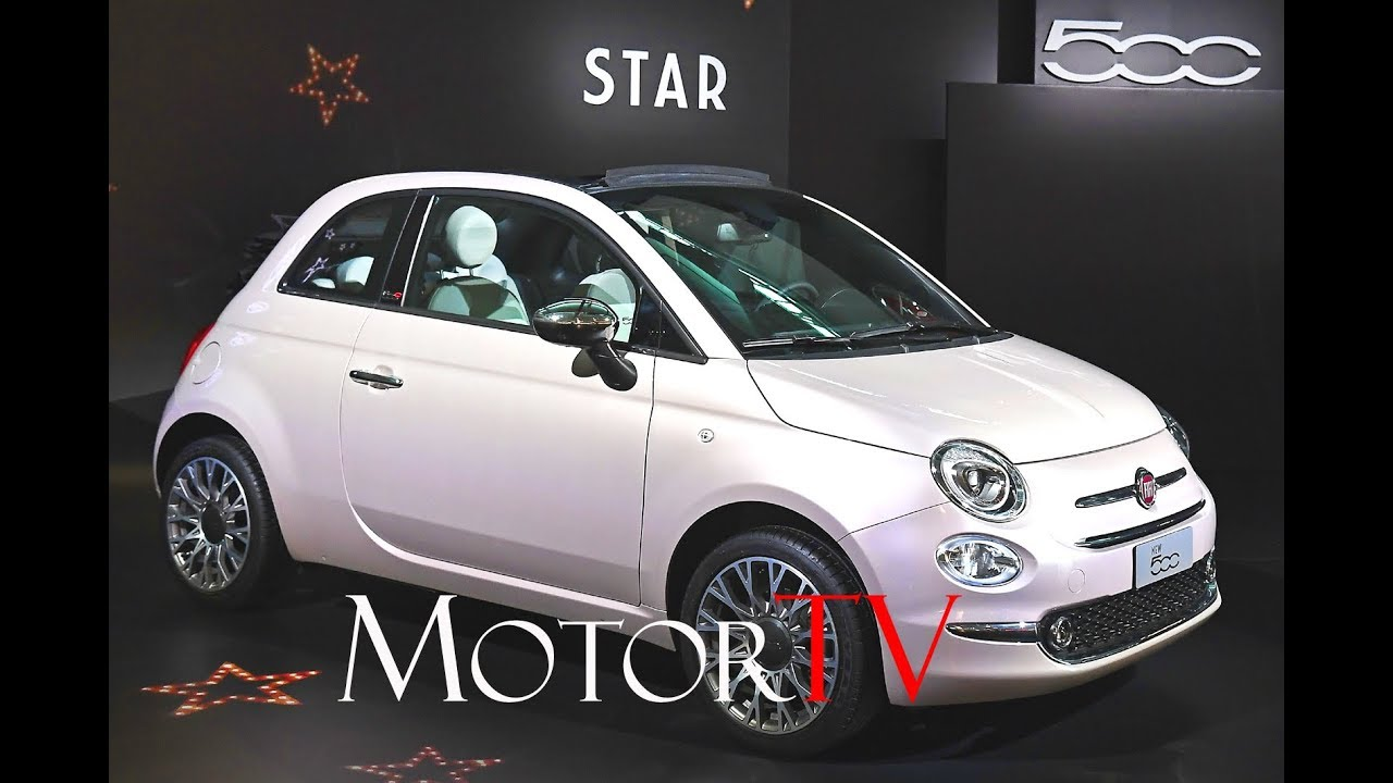New 2019 Fiat 500 Star And 500 Rockstar Unveiled In Europe L Design Key Facts