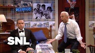 Cold Opening: Obama Visits Biden - Saturday Night Live