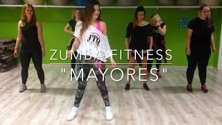 Becky G - Mayores, ft. Bad Bunny / Anna Dymitrasz Zumba Choreography