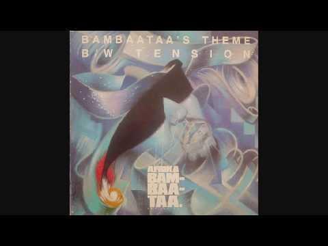 Afrika Bambaataa & The Family  - Bambaataa's Theme (Assault On Precinct 13)