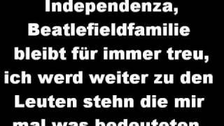 Raf Camora - Independenza (LYRICS)