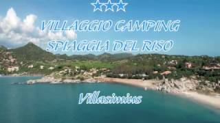Villaggio Camping  Spiaggia del riso villasimius