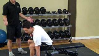 Beginner Free Weight Workout.MP4