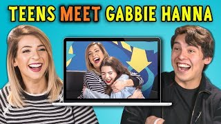 Subscribe to Gabbie Hanna: https://www.youtube.com/user/TheGabbieShow Watch exclusive BTS and even MORE footage with Gabbie on FBE2: ...