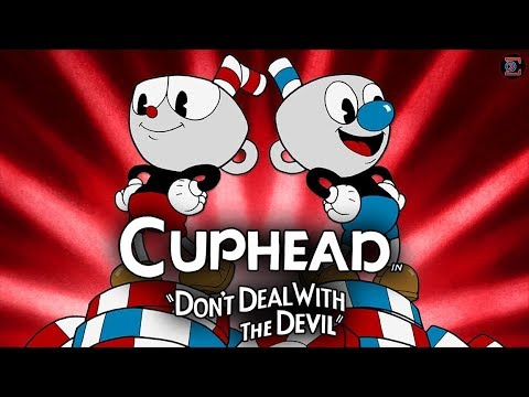 FIRST TIME CUPHEAD - Time For Rage?
