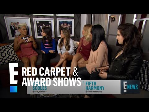 Fifth Harmony Ladies Reveal They're 1D Fangirls and More! | E! Live from the Red Carpet