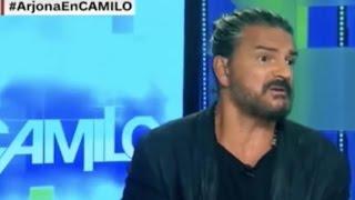 Camilo Egaña: La controversial entrevista de Ricardo Arjona donde se killa y deja entrevista de CNN