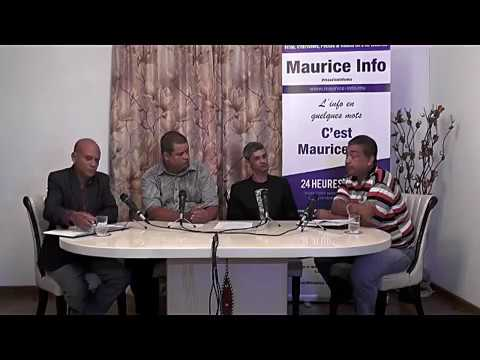 Debat Post - Budgetaire - Maurice Info 16.06.17