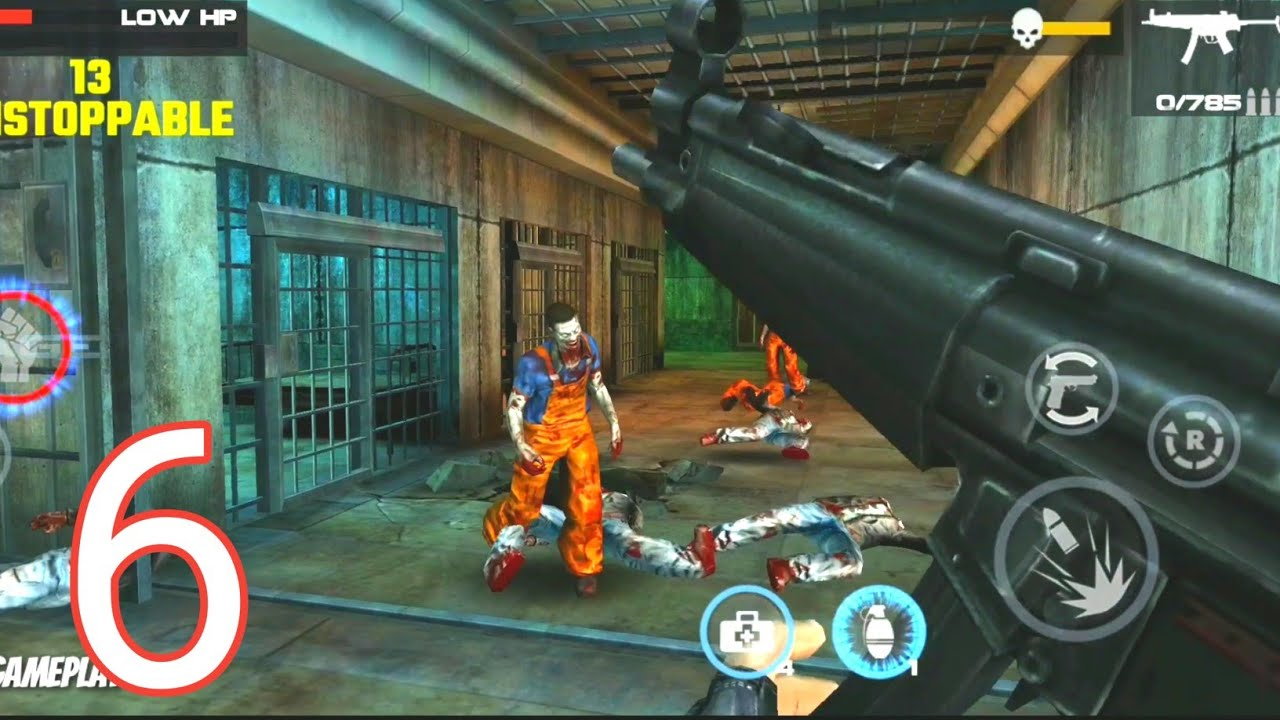 Zombie Gun Shooting Zombie Action Games 2019 6 Android
