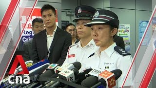 Death of Hong Kong student protester: Police make first comments on Alex Chow's death